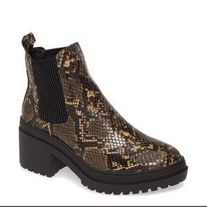 NWT Topshop Brixton Chelsea boots